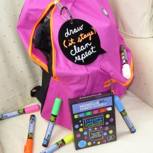 MoodClue Writable & Erasable Bag-tag and Markers Review and 15% Discount