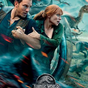 Jurassic World: Fallen Kingdom Film Review~ Now Playing In Theaters!! #FallenKingdom