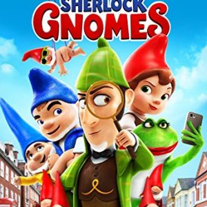 Sherlock Gnomes is Now Available on Blu-ray! #SherlockGnomes