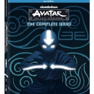 Avatar – The Last Airbender: The Complete Series on Blu-ray Giveaway