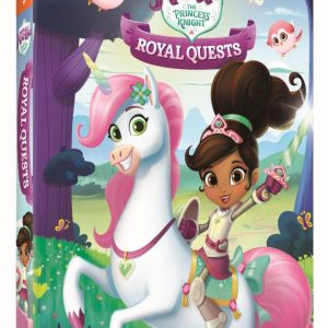Nella The Princess Knight: Royal Quests DVD Giveaway