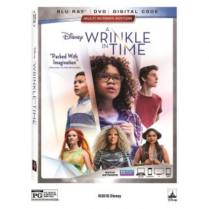 "A Wrinkle In Time is Now Available on Blu-ray! We Sat Down with Deric McCabe who Plays ""Charles Wallace Murray""! #WrinkleInTimeBluray"