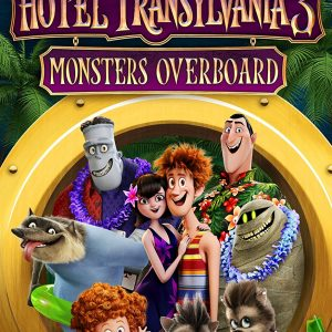 Hotel Transylvania 3: Monsters Overboard Video Game Giveaway! #HotelT3