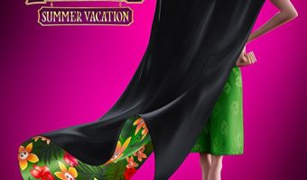 Hotel Transylvania 3: Summer Vacation Film Review~ Now Playing In Theaters! #HotelT3