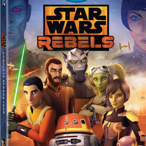 Star Wars Rebels The Complete Fourth Season on DVD Giveaway