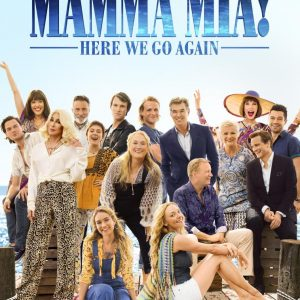 Enter to win an admit-two pass to the MAMMA MIA! HERE WE GO AGAIN screening in Salt Lake City! #MammaMia2