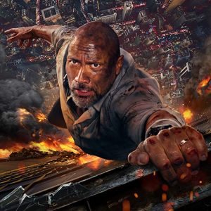 Skyscraper Film Review~ See It Now In Theaters!! #SkyscraperMovie