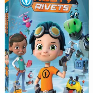Nickelodeon's Rusty Rivets DVD Giveaway