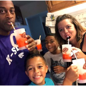 Our Family Night with A&W Root Beer Floats #AWRootBeer