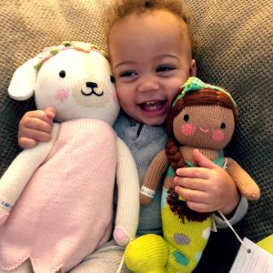 cuddle+kind Ethically Produced, Hand-knit Dolls that Help Feed Children