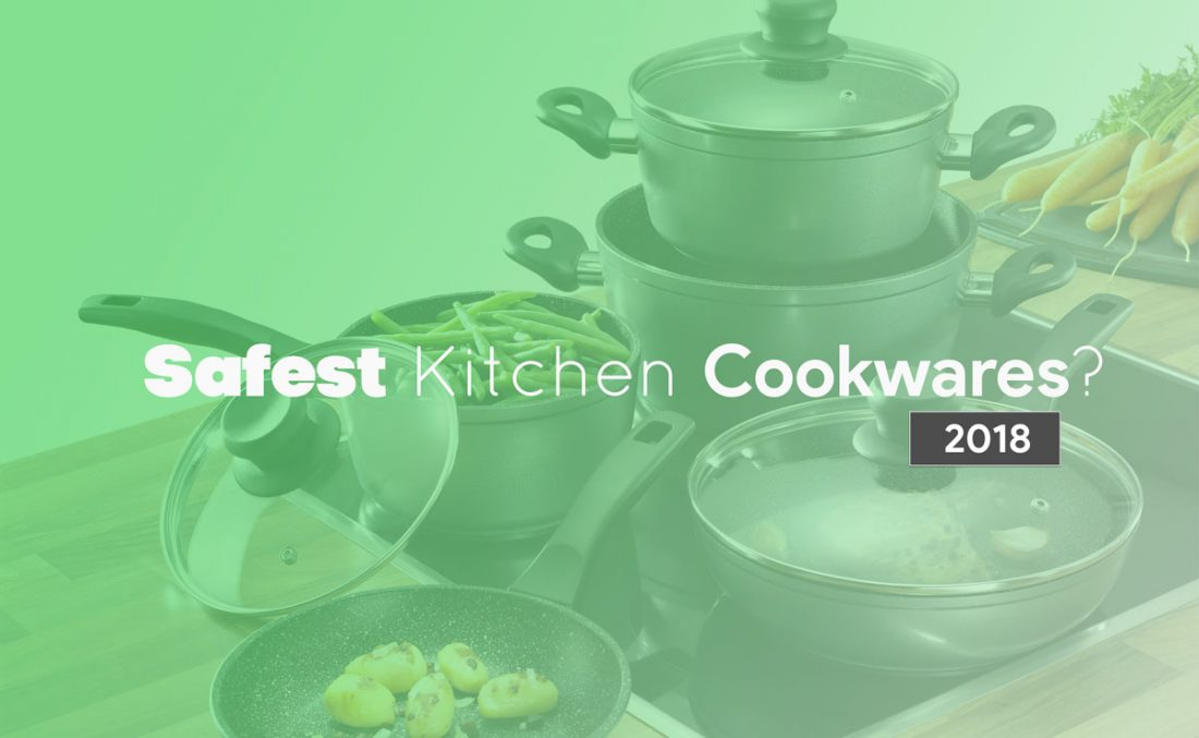 Which Cookware are the Safest for your Kitchen? | Bragging Mommy