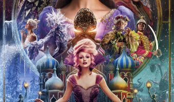 Disney's The Nutcracker and the Four Realms Film Review~ Now Playing In Theaters!! #DisneysNutcrackerEvent