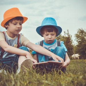How To Help Your Child Pick Out the Right Books