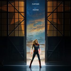 The Trailer for CAPTAIN MARVEL is Out! Take a Look…#CaptainMarvel Opens in Theaters March 2019