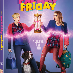 FREAKY FRIDAY: A New Musical DVD Giveaway
