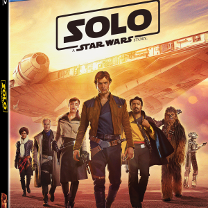 SOLO: A STAR WARS STORY is NOW Available on Digital & on Blu-ray Tomorrow 9/25! #HanSolo