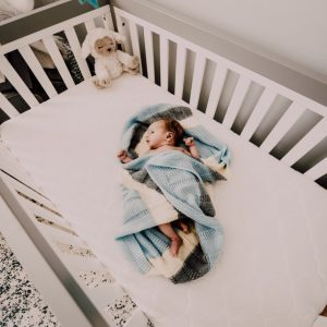 Choosing the perfect bedding for a baby