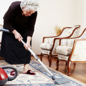 Buyers Guide For Selecting The Best Vacuum Cleaner For The Elderly