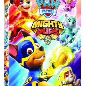 Paw Patrol: Mighty Pups DVD Giveaway