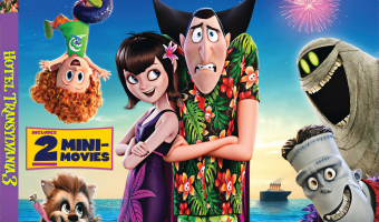 Hotel Transylvania 3 is Now Available on Digital & on Blu-ray Tomorrow 10/9! #HotelT3