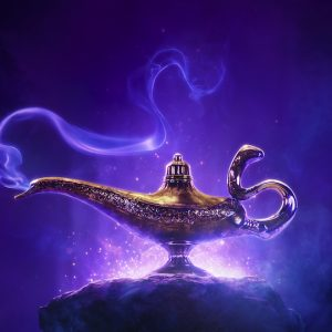 The Teaser Trailer for Disney's Live-Action ALADDIN is Out! Take a look…#Aladdin