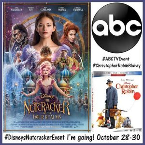 I'm Heading to LA for Disney's The Nutcracker and The Four Realms Red Carpet Premiere! #DisneysNutcrackerEvent