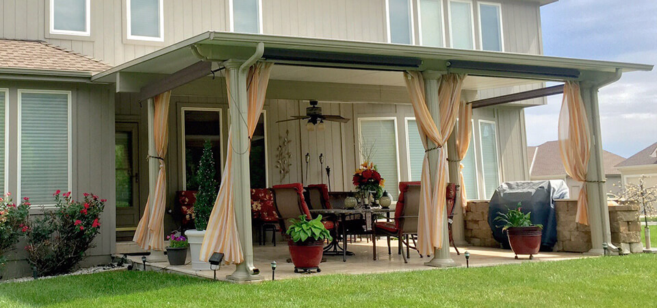 Patio Cover design ideas - what's best for your home ... on Backyard Patio Cover  id=51857